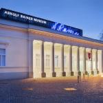 Arnulf Rainer Museum Außenansicht