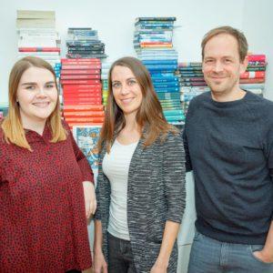 Stadt:Kultur Team - Clara Thomayer, Andrea Löschenbrand, Nicolas Hold