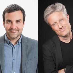 Florian Klenk & Florian Scheuba